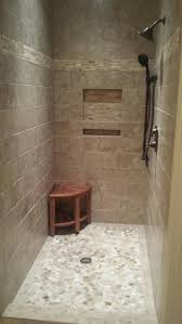 548 best bathroom pebble tile and stone tile ideas images on