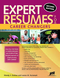 Resume For One Job For Many Years by Expert Resumes For Career Changers 2nd Ed Wendy S Enelow And