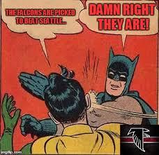 Atlanta Falcons Memes - atlanta falcons vs seattle seahawks imgflip