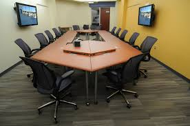 Modular Conference Table System Smartdesks To Show New Products For Collaborative Learning At