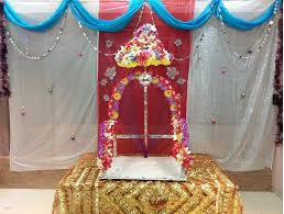 Home Temple Decoration Ideas 17 Best Ganpati Bappa Images On Pinterest Ganesh Diwali