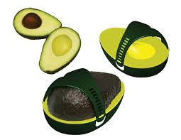 amazon com evriholder avo saver avocado holder 2 pack kitchen