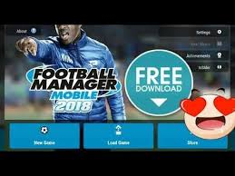 real player for android football manager mobile 2018 free real player
