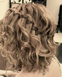 graduated bob for permed hair 25 curly perms for short hair short hairstyles haircuts 2017