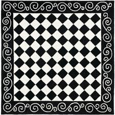 Black Kitchen Mat Rugs Black And White Checkered Kitchen Rug Whyrll Com