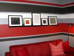 wandgestaltung grau wandgestaltung wohnzimmer grau rot fesselnd auf wohnzimmer