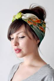 simple hair bandana for covering patch of bald head for ladies how to cover a bald spot