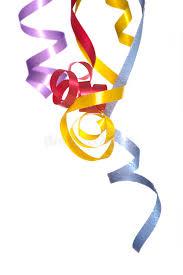 ribbon streamers ribbon streamers stock photo image of celebration celebrate