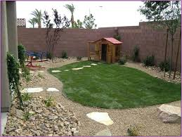 Backyards Ideas Landscape Landscaping Ideas For Small Backyards With Dogs Decor Of Backyard