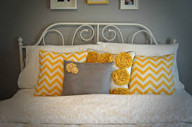 beautiful chevron bedroom decor 12602