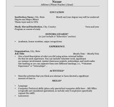 curriculum vitae exle for part time jobs with benefits sensationalw to write resume for it job google stupendous cover