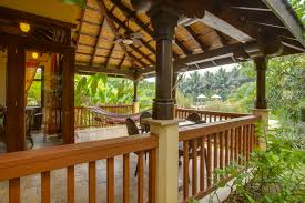 spanish casitas at sleeping giant rainforest lodge