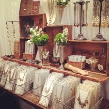 display set up store ideas display wood