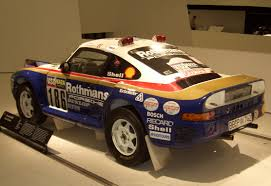 rothmans porsche rally paris dakar 1986 porsche 959 motorsport retro
