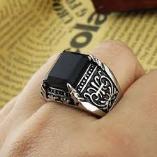 anime wedding ring fashion rock anime 361l stainless steel wedding bands