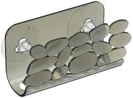 Sink Saddle Mat by Amazon Com Interdesign Pebblz Sink Saddle U2013 Kitchen Sink Divider