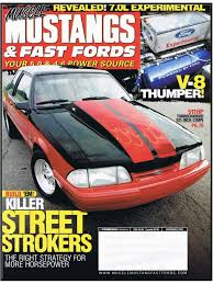 5 0 mustang and fast fords magazine articles