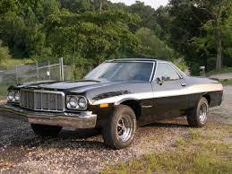 ranchero car 74 ford ranchero 320mph