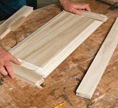 router bits for shaker style cabinet doors making raised panel doors on a tablesaw fine homebuilding article