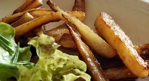 cuisiner le navet recette frites de navets du pardailhan caramélisés cuisine languedoc