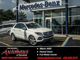 pre owned mercedes suv certified pre owned vehicles sylvania vin devers autohaus