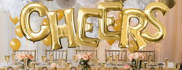 gold letter balloons frence national flag soccer banner tricolor free shipping