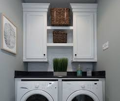 Discount Laundry Room Cabinets White Laundry Room Cabinets Homecrest Cabinetry