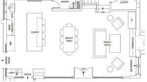 open kitchen floor plans pictures open concept kitchen floor plans callumskitchen