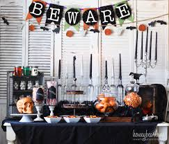 halloween party decorations idea halloween party decor halloween