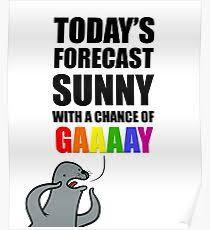 Seal Meme Gay - gay seal meme posters redbubble