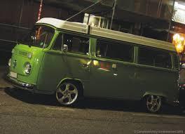 minivan volkswagen hippie campervan crazy vw oldbus pinterest