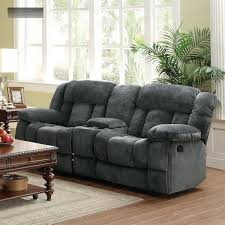 Grey Rocking Recliner Loveseat Awesome New Grey Rocker Glider Double Recliner Loveseat