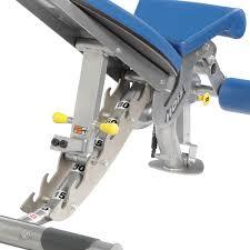 Incline Decline Bench Exercises Cf 3165 Super Flat Incline Decline Bench Hoist Fitness