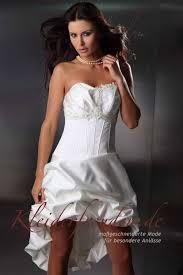 brautkleid vorne kurz brautkleid vorne kurz hinten lang aus taft kleiderfreuden