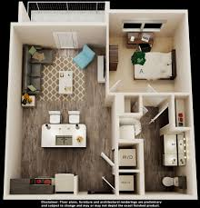 1 Bedroom Apartments Projects Inspiration One Bedroom Apartments Tampa Bedroom Ideas