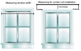 hanging curtain rods on window frame eyelet curtain curtain ideas