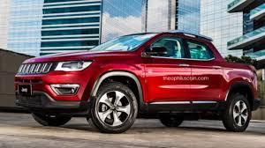 fiat toro pickup se viene una pick up de jeep basada en la fiat toro tn com ar