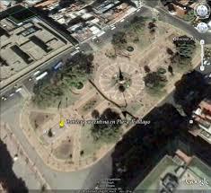 Google Maps Buenos Aires Plazas Con Banderas Google Maps 013 Google Earth Es