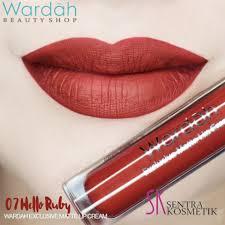 Wardah Lip Di Pasaran lipstik wardah terlengkap termurah lazada co id