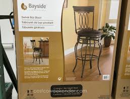 costco kitchen furniture furniture bayside furnishings costco bar stools design ideas with
