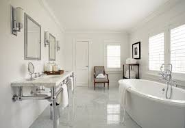 tips for creating a luxurious yet timeless bath old house