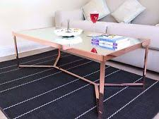 copper coffee tables ebay