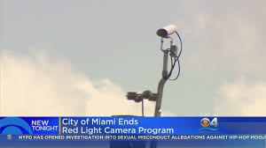 red light cameras miami locations city of miami ends red light camera program youtube