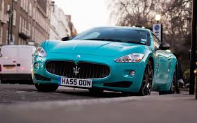 maserati granturismo blue light blue maserati granturismo widescreen wallpaper wide