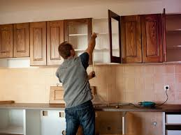 Damaged Kitchen Cabinets Repair Kitchen Cabinets Water Damage Kitchen
