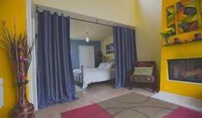 How To Hang Curtains Around Bed by Roomdividersnow Create Privacy And Divide Your Space With Ease