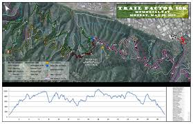 Portland Trails Map by Trail Running Lift To Run