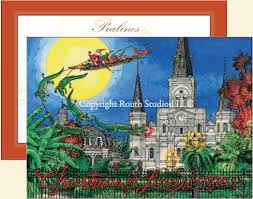 greeting cards cajun greeting cards jackson square on