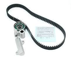 cam timing belt kit genuine toyota belt u0026 tensioner cam timing