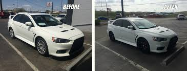 nissan altima 2015 tinted windows so my dream evo i bought yesterday i tinted the windows and
